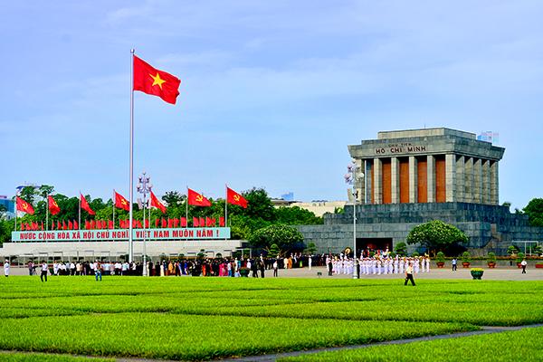 Quảng trường Ba Đình - Hà Nội