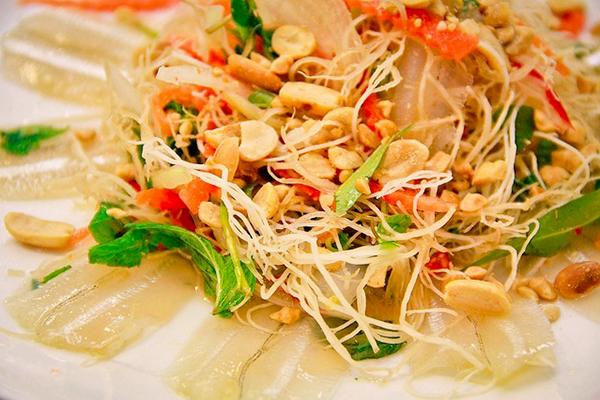 Gỏi cá Nha Trang