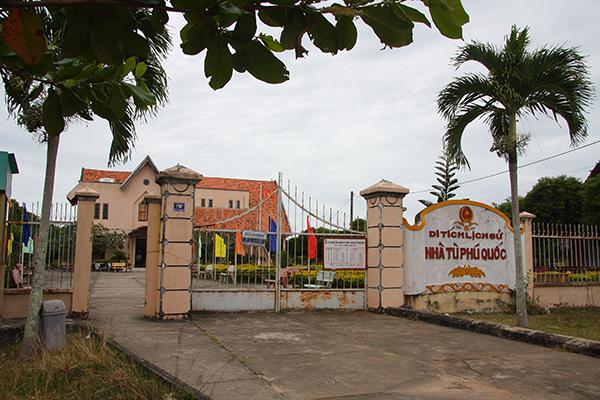 Nhà tù Phú Quốc  Suối Tranh