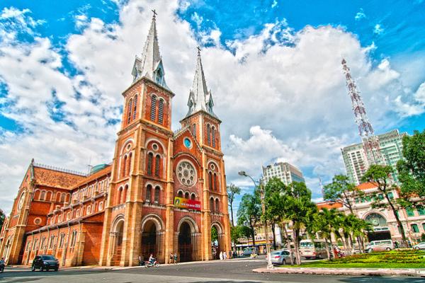Nhà thờ Đức Bà
