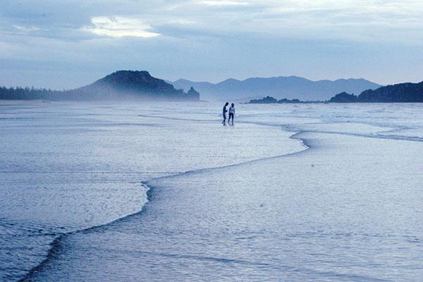 Biển Quỳnh Lưu