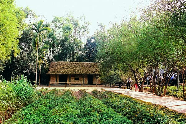 Làng Hoàng Trù – quê ngoại Bác Hồ