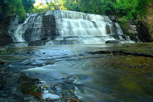 Thác Thủy Tiên (thác Ba Tầng)
