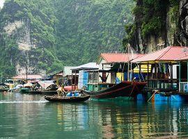 Vé máy bay giá rẻ đi Vịnh Hạ Long