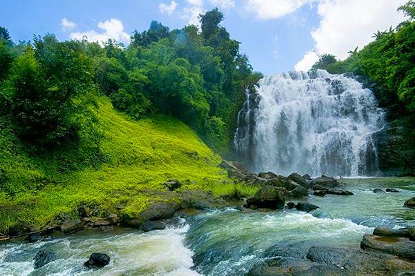 Vẻ đẹp hùng vĩ của núi rừng Pleiku