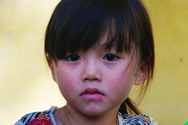 Em bé Thái Đen