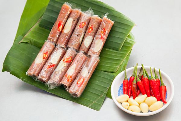 Nem chua đặc sản Thanh Hóa