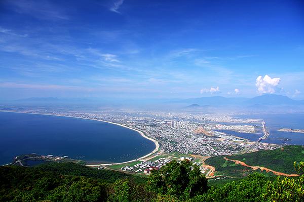 Một gốc thành phố Đà Nẵng