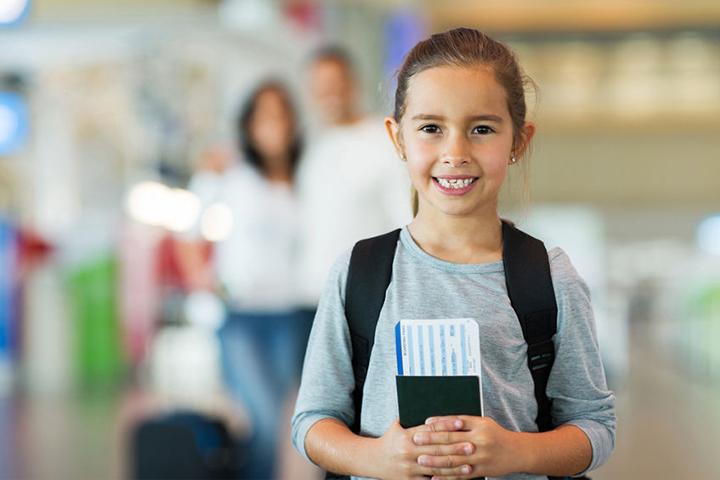 giấy tờ cần chuẩn bị cho trẻ em