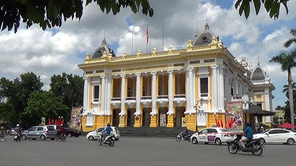 Vé máy bay từ T.P.HCM đi Hà Nội