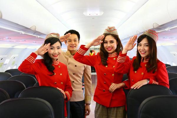 Hướng dẫn check-in trực tuyến Vietjet Air