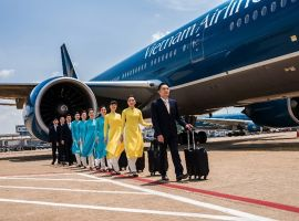 Hướng dẫn check-in online Vietnam Airlines