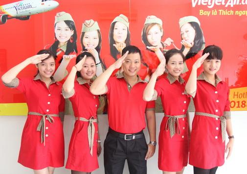Làm đại lý vé máy bay cấp 2 Vietjet có dễ không
