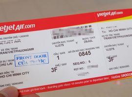 Săn vé máy bay giá rẻ Vietjet qua 7 bước đơn giản