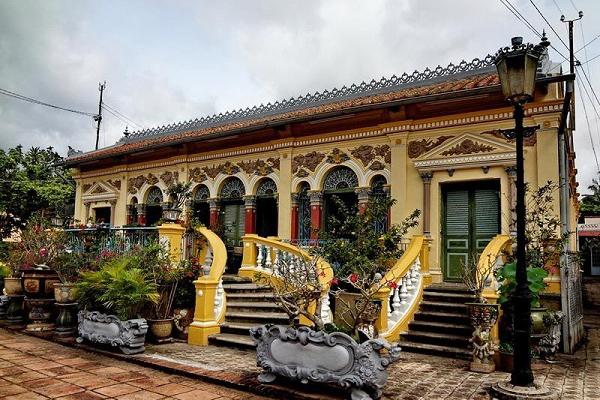 Ngôi nhà cổ Bình Thủy