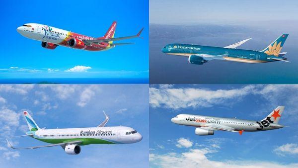 các hãng bay của Việt Nam